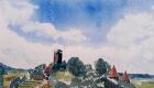 Beilstein 2018 Malerei Koernerweb